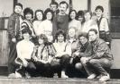 Yoga for Teachers Course graduates, 1990