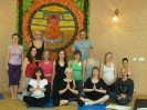 Group 29, Classical Hatha-Yoga Course, 24.10.2010